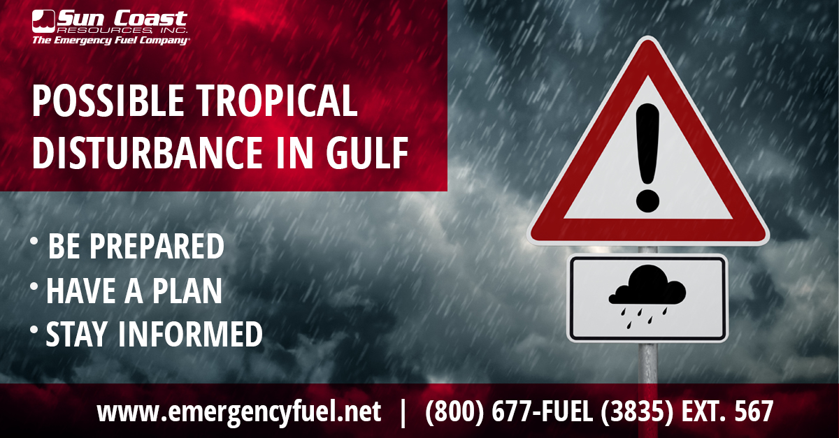 Gulf of Mexico tropical disaster.